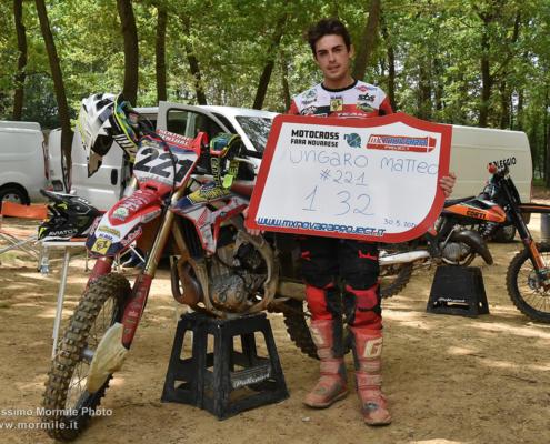 """30/0572021 Matteo Ungaro, Honda 250 1"""" 32'"""