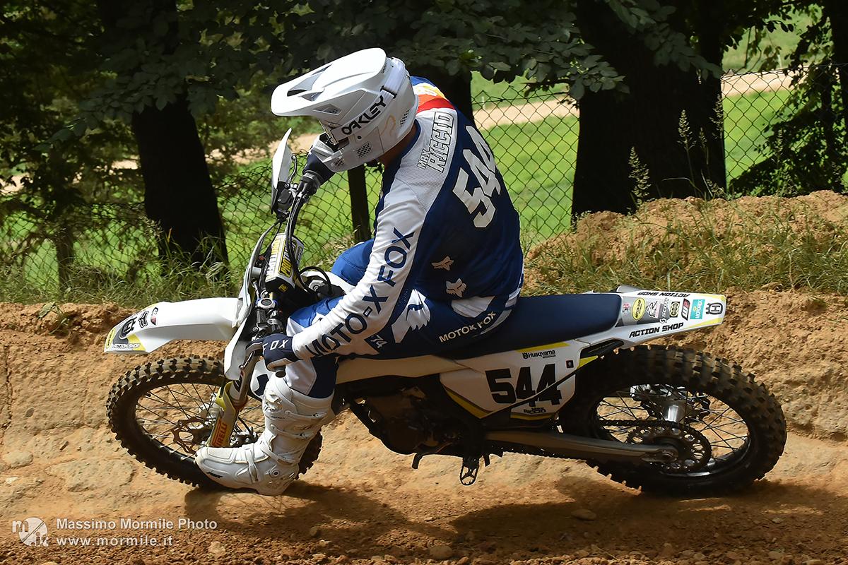 Massimiliano Riccio, Photo M.Mormile