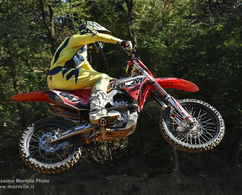 Andrea Rosa, Honda #647